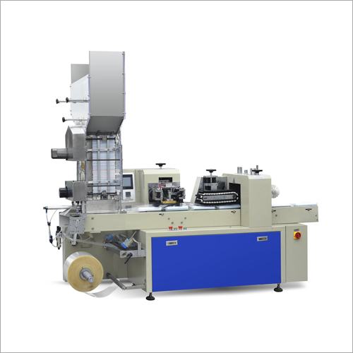 Automatic Multi Straw Packing Machine