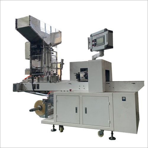 Multi Straw Packing Machine