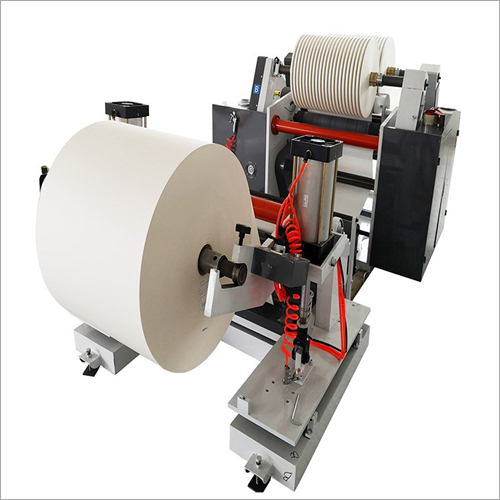 Automatic Paper Sitting Machine