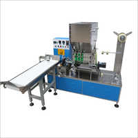 Single Paper Straw Packing Machine