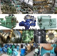 Marine Engine and Spares