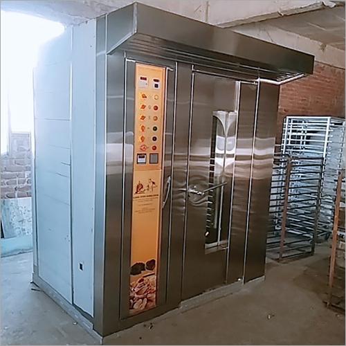 Single Trolley Bakery Oven