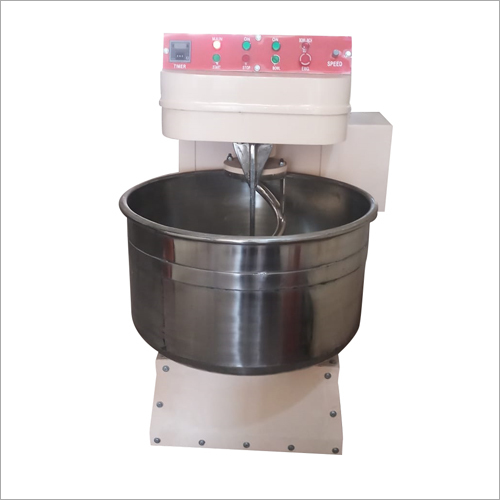 Electric Spiral Mixer Machine