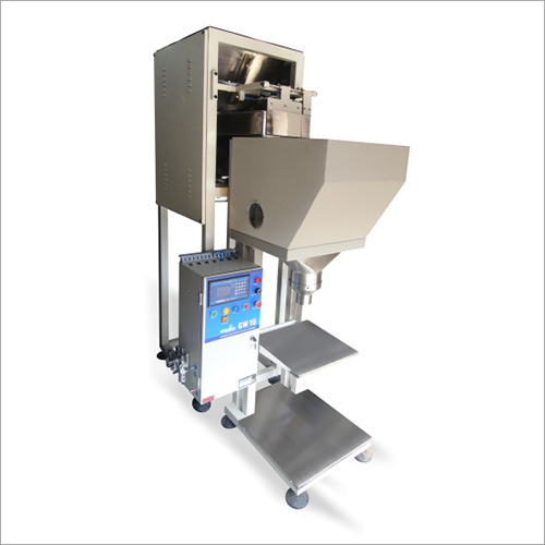 Vibratory Type Gravimetric Filler Machine