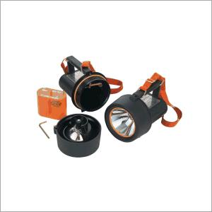 Rechargeable Halogen Handlamp