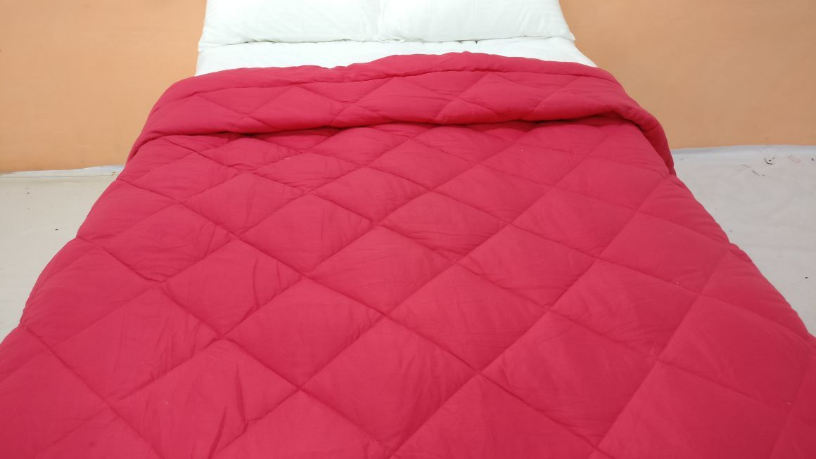 Cotton Reversible Comforter