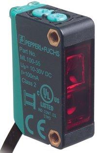 PEPPERL FUCHS ML100-8-H-350-RT/103/115 Background Suppression Sensor