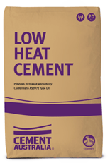 ISI Certification for low-heat-portland-cement