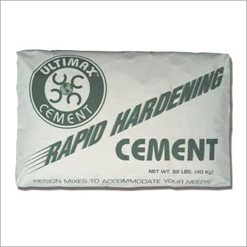 ISI Certification for rapid-hardening-cement