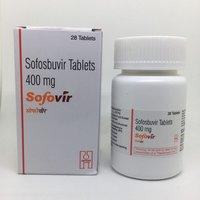 Sofovir Sofosbuvir Tablets 400 mg