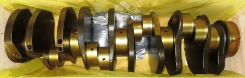 Marine Engine crankshaft