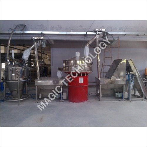 Automatic Flour Handling And Dosing System