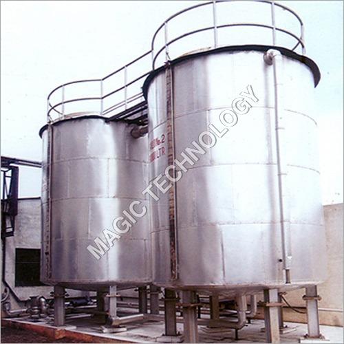 Liquid Glucose Storage Tank