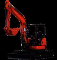 Kubota Excavator
