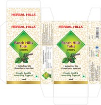 Immune booster & Cough Drops - Panchtulsi Drops