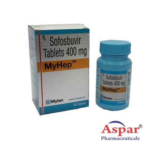 Myhep 400mg Tablet