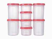 Plastic Kitchen Storage Container Set