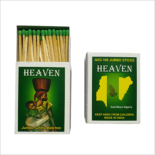Jumbo Safety Matches