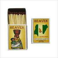 Heaven Safety Matches