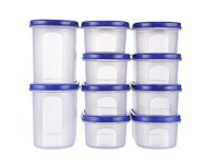 Plastic Storage Container Set