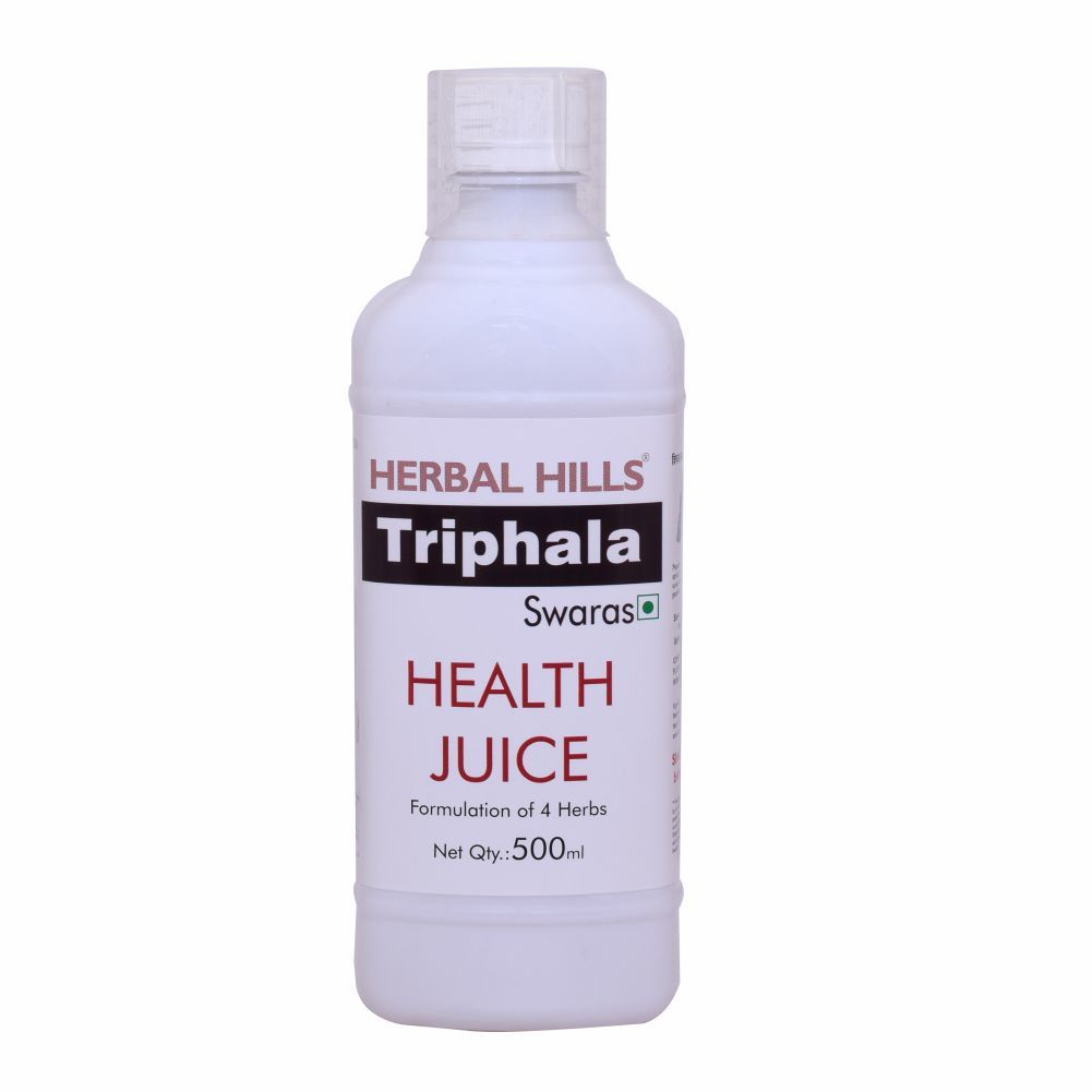 Ayurvedic Triphala Juice - Healthy Digestion