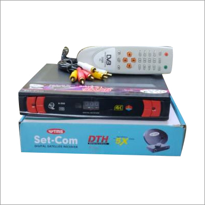 DTH 5X Digital Saltelite Receiver