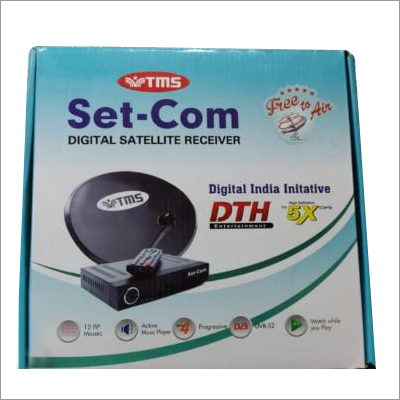 Set-Com Digital Saltelite Receiver