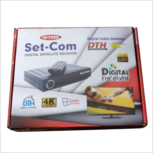 1080 Full HD Digital Satellite Receiver