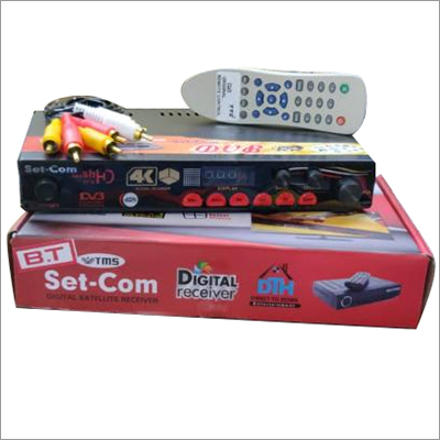 BT Digital Satellite Receiver