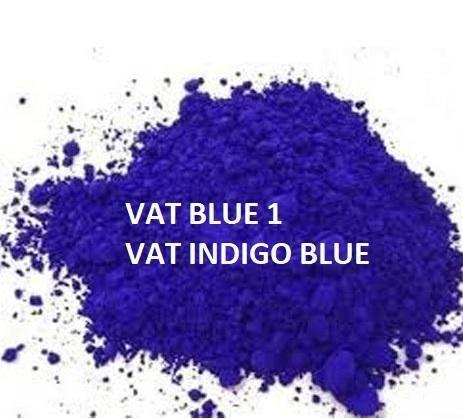 Vat indigo Blue