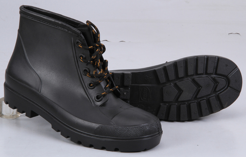 Double Injection Ankle Boots