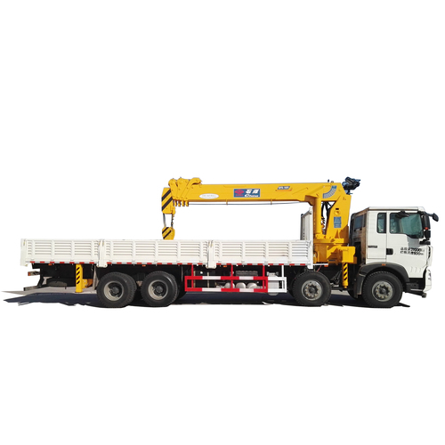 QYS-16IV UN supplier produced stiff boomed 16 tons Mini hydraulic truck mounted crane