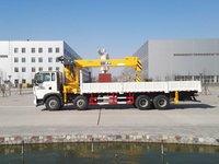 QYS-16IV UN supplier produced stiff boomed 16 tons Mini hydraulic truck mounted crane
