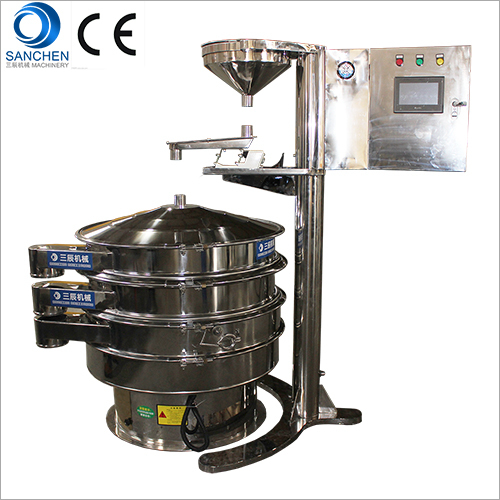 Ultrasonic Vibrating Screen
