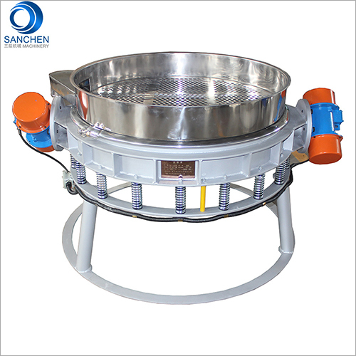 Straight Sieve Linear Discharge Sieve Machine