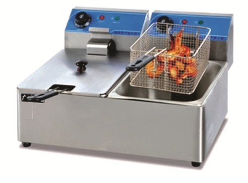 Electric Deep Fryer Double