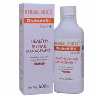 Ayurvedic Syrup for Diabetes - Diabohills Shots (pack of 2)