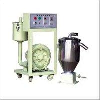Vacuum loading machine