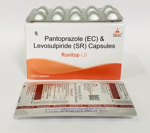 PANTOPRAZOLE (EC) & LEVOSULPIRIDE (SR) CAPSULES