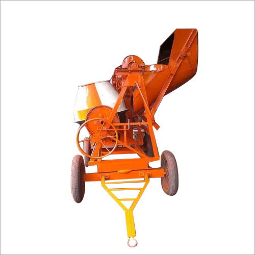 10/7 Concrete Mixer Machine