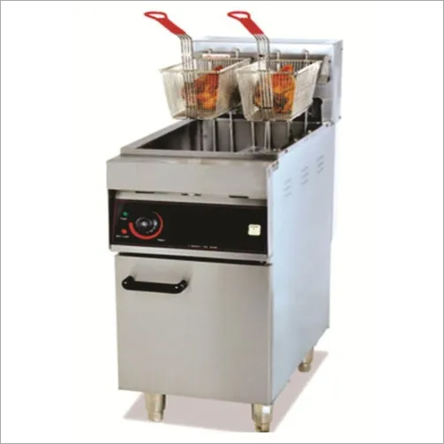 Electric Fryer with Stand