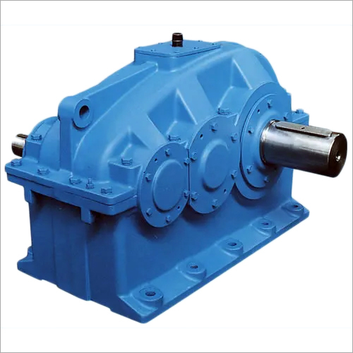 Hearvy duty Helical Gearbox