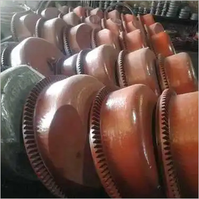 Concrete Mixer Machine Parts