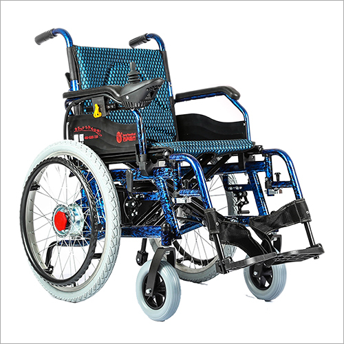 Electric Mode Wheelchair
