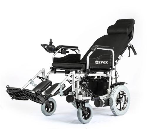 High Back Electric Wheelchair