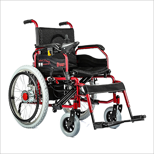 Adjustable Height Wheelchair
