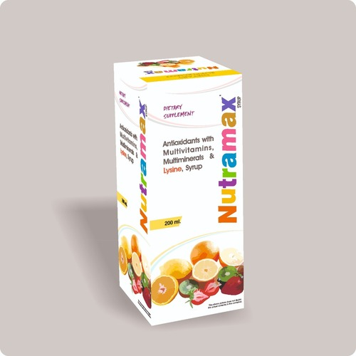 Nutramax Syrup-Multivitamin