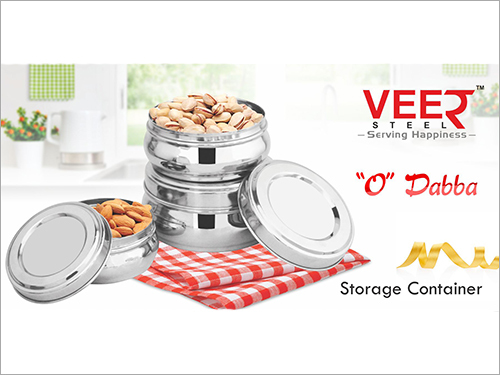 O Dabba Storage Container