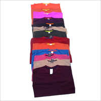 Mens Cotton Biowash Round Neck T Shirts