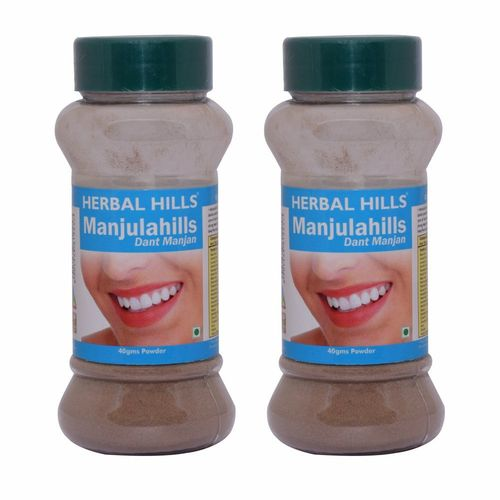 Herbal Oral Care Powder - Manjulahills
